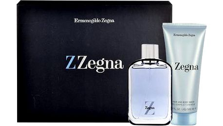 Toaletní voda Ermenegildo Zegna Z Edt 50ml + 100ml sprchový gel