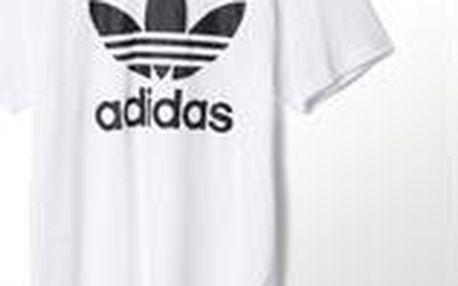 Adidas originals Adi Trefoil Tee White