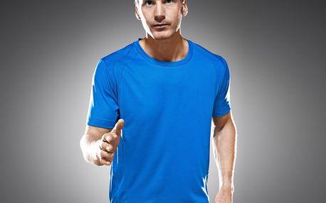 Tchibo, Sportovní triko, modré M (48/50)