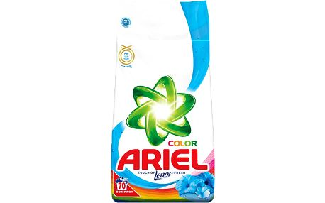 Ariel Touch of Lenor Fresh Color 4,9 kg
