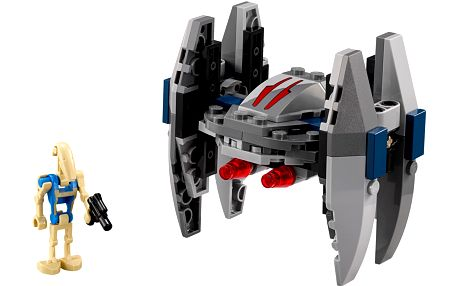 Star Wars 75073 TM Vulture Droid™ (Supí droid)