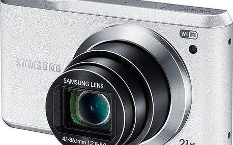 Chytrý kompaktní ultrazoom Samsung WB380 s 16megapixelovým snímačem