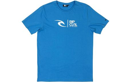 Rip Curl Icon Tee Swedish Blue M