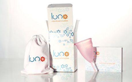 Menstruační kalíšek LUNO, poštovné zdarma