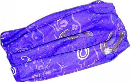 NOVIA Multifunkční šátek, Šátek - vzor Vzor 10