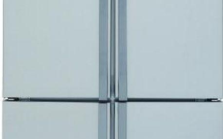 Americká lednička Beko GNE 114613 X