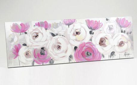 Plátno Floral Canvas, 150x50 cm