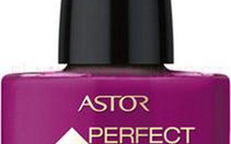 Lak na nehty Astor Perfect Stay Gel Shine Odstín 310 Scandalous Red
