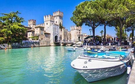 3denní zájezd do Itálie pro 1 s návštěvou jezera Lago di Garda a opery ve Veroně