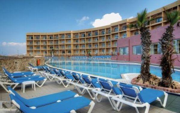Malta, oblast Cirkewwa, doprava letecky, snídaně, ubytování v 3,5* hotelu na 8 dní