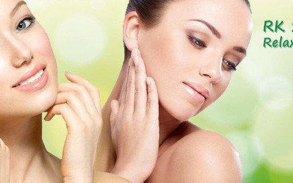 Luxusní omlazující kosmetické ošetření