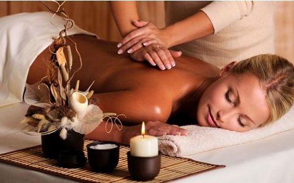 Opravdová thajská olejová masáž