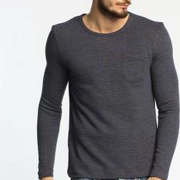 Selected - Tričko s dlouhým rukávem Valley