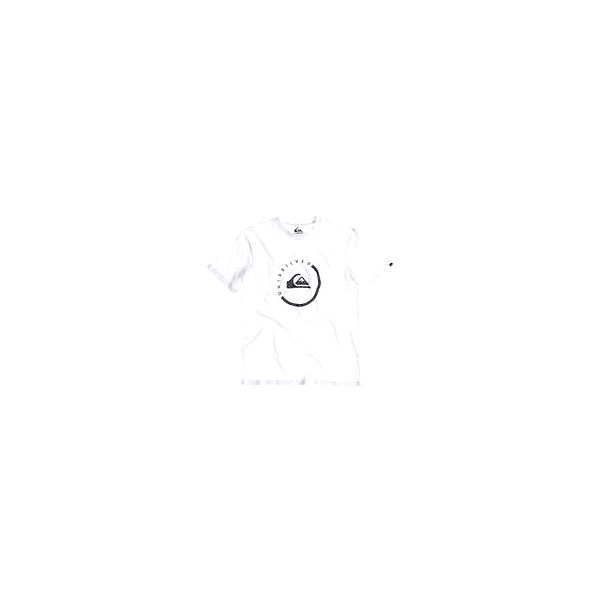 Quiksilver Classic Tee Everyday Active White