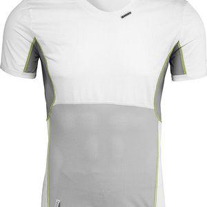 Scott Shirt Next2skin s/sl Light Grey, šedá, L
