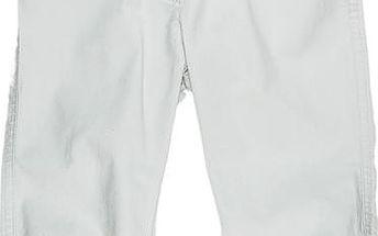 Dívčí kalhoty s medvídkem koalou - světle šedé