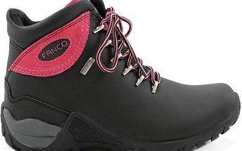 Trekingová obuv HLD926B/R Velikost: 37