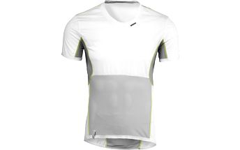 Scott Shirt Next2skin s/sl Light Grey, šedá, L