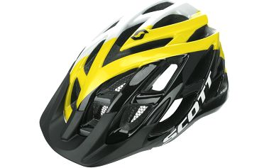 Scott Helmet Spunto White/Yellow