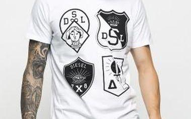 Pánské tričko Maglietta Diesel