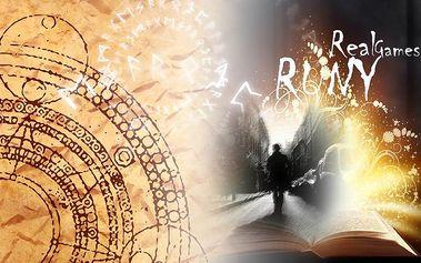 Prožijte skutečné dobrodružství v ulicích Prahy při napínavé live hře Runa králů!