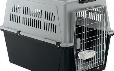 Velká, prostorná profesionální přepravka pro velké i malé plemena psů Ferplast Atlas 70 Professional