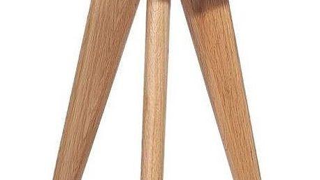 Konferenční stolek Milan, šedý - doprava zdarma!