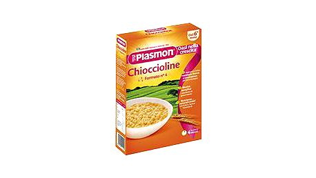 PLASMON Dětské těstoviny Chioccioline 340g