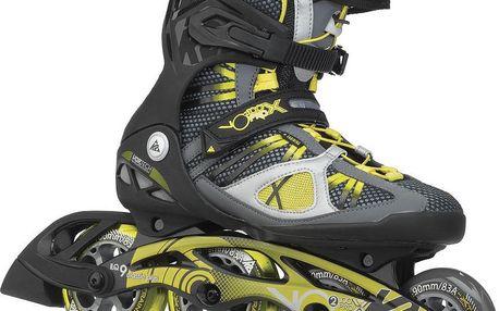 K2 VO2 100 X Pro M, žlutá, 44,5