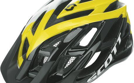 Scott Helmet Spunto White/Yellow