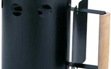 rozpalovač na dřevěné uhlí 17x28cm ČER 17x28cm