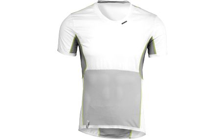 Scott Shirt Next2skin s/sl Light Grey, šedá, M