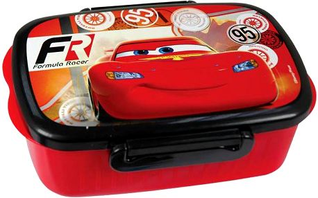 SUNCE Disney Cars box na svačinu