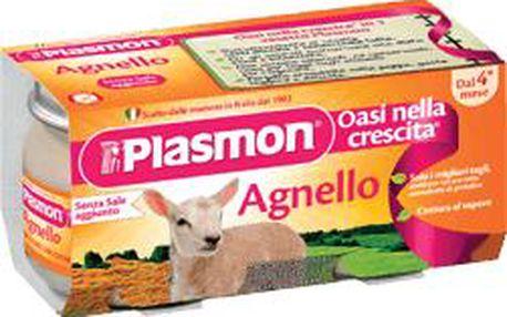 2x Plasmon Jehněčí maso Plasmon 80g