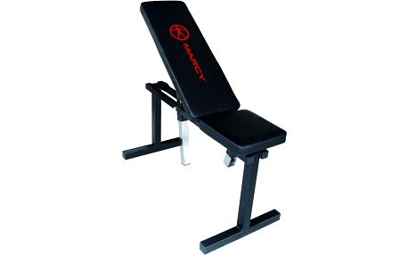 MARCY Adjustable Flat Bench UB5000