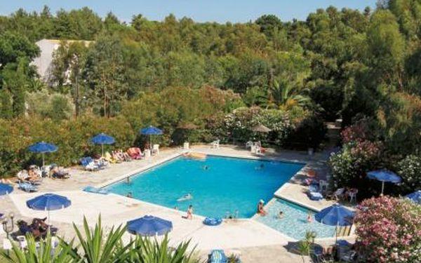 Řecko, oblast Korfu, doprava letecky, polopenze, ubytování v 3* hotelu na 8 dní