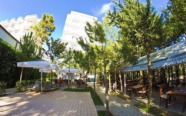 Hotel Bonita Club - Komplex Harmonia, Durrës, Albánie, polopenze