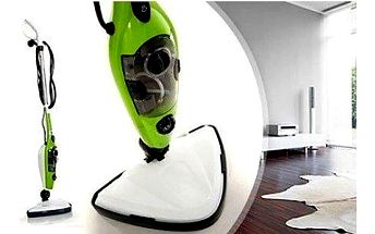 Multifunkční parní mop 10v1 pro úklid celé domácnosti