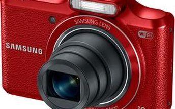Samsung EC WB50FZBPRE3 red