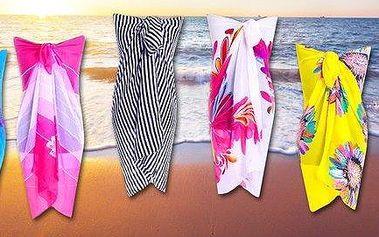 Šátek na pláž