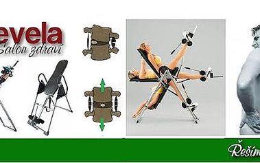 Rehabilitační autotrakční lavice - úleva od bolestí zad