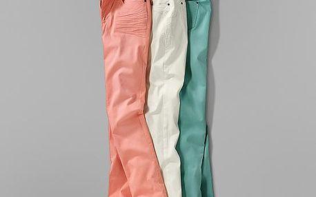 Tchibo, Úzké džíny, krémové 38