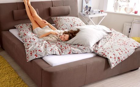 Tchibo, Polstrovaná postel