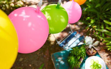 Tchibo, Světelný řetěz s LED a nafukovacími balonky