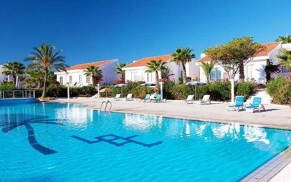 Hotel Long Beach Resort, Severní Kypr, Kypr, letecky, plná penze