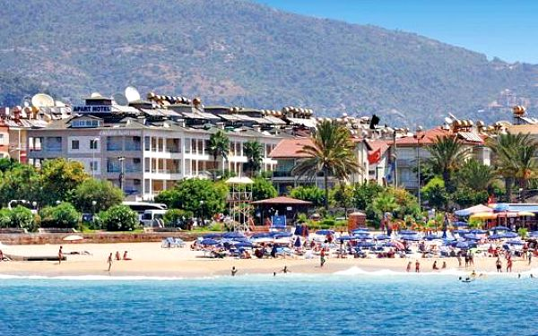 Turecko - Last minute: Hotel Caligo-Apart na 8 dní v termínu 30.08.2015 jen za 7690 Kč.
