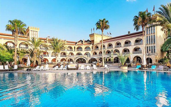 Hotel Le Chateau Lambousa, Severní Kypr, Kypr, letecky, polopenze