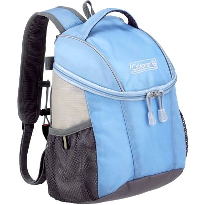 COLEMAN Petit 4 modrý dětský batoh