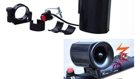 Elektrický zvonek na kolo