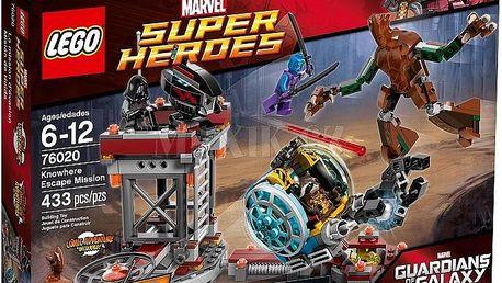 Stavebnice Lego Super Heroes 76020 Úniková mise